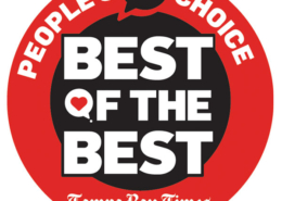 Tampa Bay Times: Best of the Best People's Choice Award 2020